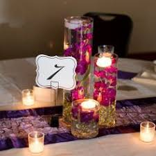 Wedding Centerpieces Floating Candles And Flowers by How To Make Floral Floating Candle Centerpieces Blue Delphinium
