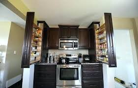 pull out racks for kitchen cabinets small spice cabinet kitchen cabinet spice organizers home sets pull
