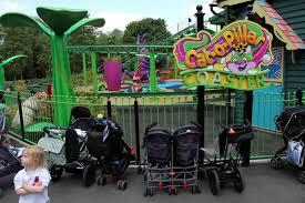 paultons theme park the grain