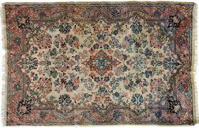 persiani antichi kirman antico tappeto zaronim chiaro morandi tappeti