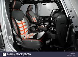 Jeep Wrangler Leather Interior April 1 2016 Custom Jeep Wrangler With Custom Doors And Leather
