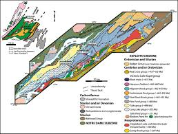 Victoria Basement Mineralogy And Metal Zoning Of The Cambrian Zn Pb Cu Ag Au