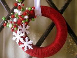Holiday Wreath Ideas Pictures 25 Handmade Christmas Wreaths