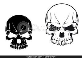 38 best melting skull tattoo designs black and white images on