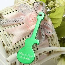 personalized keychain party favors aliexpress buy 50x personalized wedding party favor wedding