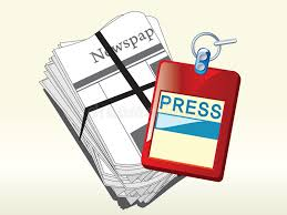 id card graphic design press id card stock vector illustration of white icon 5145228