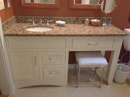 should i convert single sink to double vanity w only 48 counter