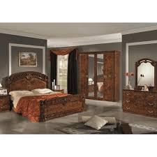 chambre a coucher complete chambre à coucher italienne baroque panel meuble magasin de