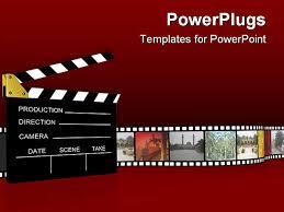 cinema template powerpoint presentation template movie best cinema