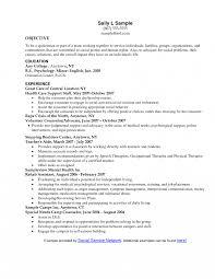 sle resume for college intern cover letter summer internship resume exles objective for