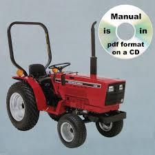 ih international harvester 234 hydro 234 244 254 tractors shop