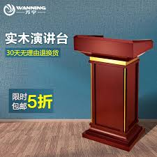 podium style reception desk mini reception podium desk buy pertaining to decorations 5