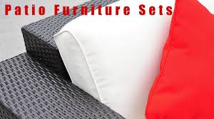 Best Patio Furniture Sets - the ten best patio furniture sets canada review youtube