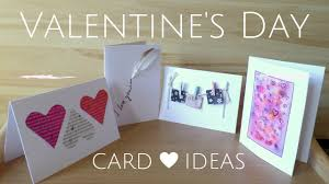 creative valentines day ideas for him diy easy s day cards creative card ideas for