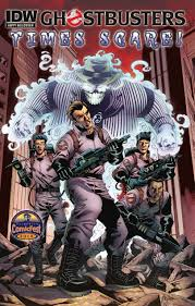 ghost busters halloween idw publishing comics ghostbusters times scare ghostbusters
