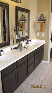 Refinish Oak Kitchen Cabinets by Bathroom Cabinets Bathroom Cabinets Refinishing Bathroom