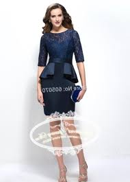 blue lace dress plus size blue lace dress pluslook eu collection