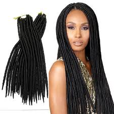 soft dred hair cheap synthetic hair extensions soft dread locks color 1 2 4 30