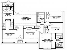 modern luxury house plans bedroom story single with wrap around