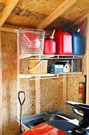 how to hang tools in shed iheart organizing an organized garden shed