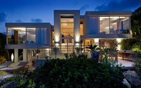 Ultra Modern House Luxury Dream Home In Mediterranean Paradise Architecture Beast