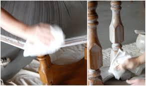 Whitewash Bench Before And After Basics Whitewash U2013 Design Sponge