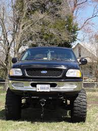 1997 ford f150 4 6 engine for sale bad ford f 150 4x4 truck 5 4 engine jacked lift kit flow