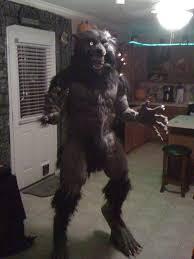 Preacher Halloween Costume Werewolf Costume Halloween 2010 Werewolf Costume Werewolves