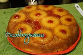 moist delicious pineapple upside down cake from scratch