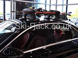 mercedes c class roof bars mercedes b class ski rack no roof bars required 134 95
