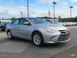 toyota camry limo 2017 celestial silver metallic toyota camry le 115205593