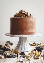 chocolate peanut butter cup cake butterlust