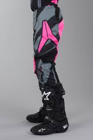pink motocross boots alias a2 trousers tiger pink now 45 savings 24mx