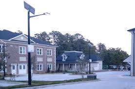 commercial solar lighting for parking lots solar light poles solar lighting international