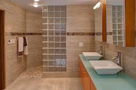 Shower Doors Seattle Beautiful Ideas Showers Without Doors Pleasant Open Shower Door