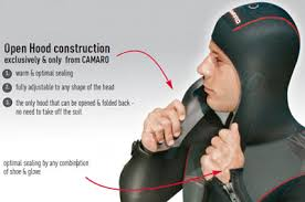 camaro wetsuit camaro 7mm stingray pro stretch semi wetsuit