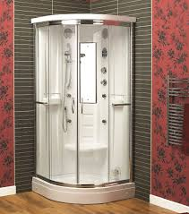 Shower Stall Ideas For A Small Bathroom Best Shower Stalls With Seats Ideas House Design And Office