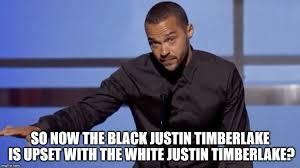 Jesse Meme - jesse williams bet speech imgflip