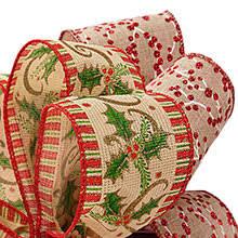 wide christmas ribbon ribbons shop grosgrain satin organza ribbons
