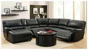 reclining sectional sofas with chaise sectional reclining leather sofas u2013 beautysecrets me