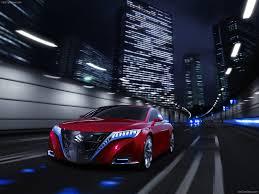 concept cars desktop wallpapers suzuki kizashi concept 2007 pictures information u0026 specs