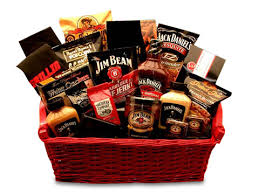 birthday baskets for him gift baskets