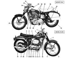 1959 1969 harley davidson sportster service manual cyclepedia