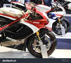 ducati motorcycle milan italy nov 11 closeup ducati stock photo 87198697 shutterstock
