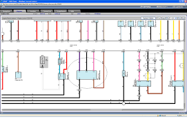 the maf wiring diagram sequence for the 2009 corolla