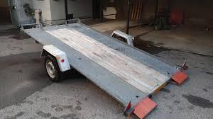 carrello porta auto carrello trasporto auto basculante annunci monza