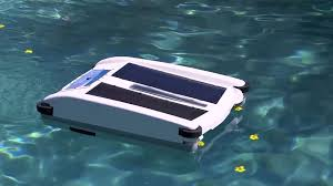 intex deluxe wall mount surface skimmer the smart solar powered automatic robot skimmer makes pool