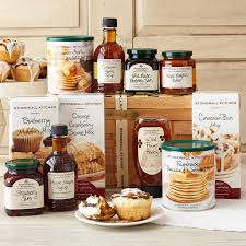 breakfast baskets gifts stonewall kitchen
