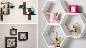 Wooden Wall Shelves Design by Wall Shelves Buy Wooden Wall Shelves Online In India Wooden