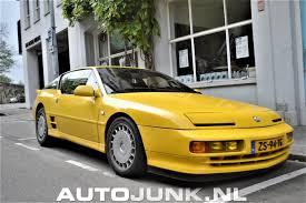 renault alpine a610 renault alpine a610 turbo foto u0027s autojunk nl 195591